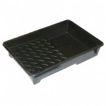 "Plastic Paint Roller Trays - 7"" and 9"" Sizes Available"